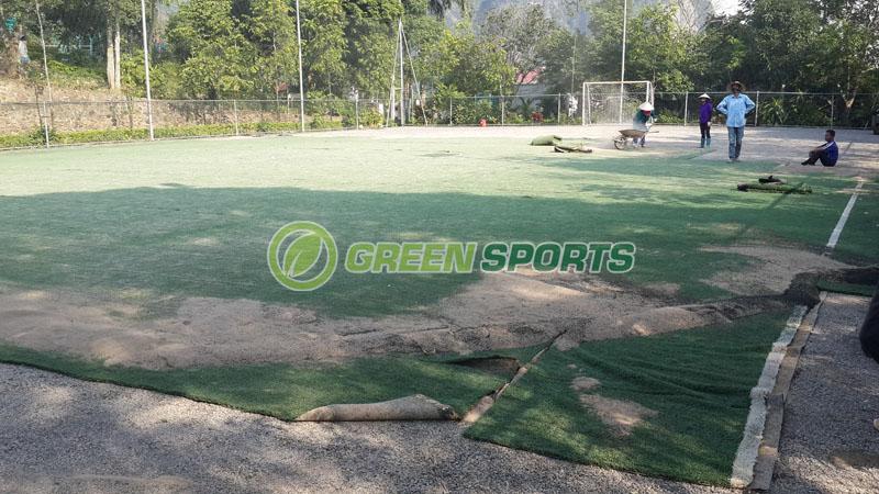 4 lý do phải thay cỏ nhân tạo mới cho sân bóng cũ